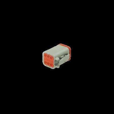 Deutsch DT06-6S-C015 csatlakozó