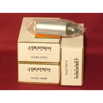 Deatsch Werks Benzin pumpa 255lph (9-201-0791)