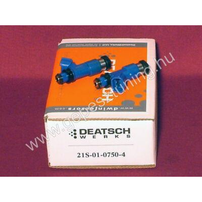 Deatsch Werks Injektor 750cc/min 4db (21S-01-0750-4)