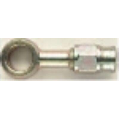 Gyűrű csőcsatlakozással (hosszú) (10 mm) D-03 anyaga: krómozott