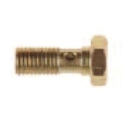Std üreges csavar M10x1 mm acél/rövid