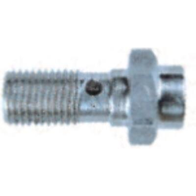 Std üreges csavar M10 x 1 mm krómozott