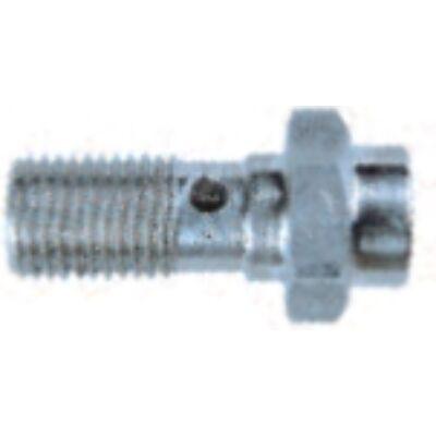 Üreges csavar légtelenítő adapter nyílással M10 x 1 mm acél (2035-10)