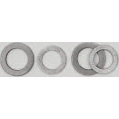 Tömítőgyűrű 3/8 /belső átmérő/ alumínium