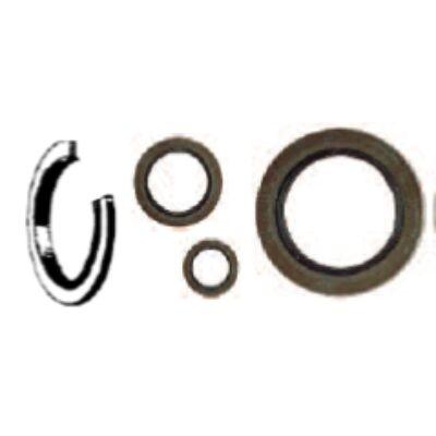 Tömítőgyűrű gumival belső átmérő: 16,7 mm BSP: 3/8