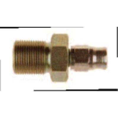 Adapter karosszérián átvezetéshez D-03 csőcsatlakozással M10x1,25 konkáv