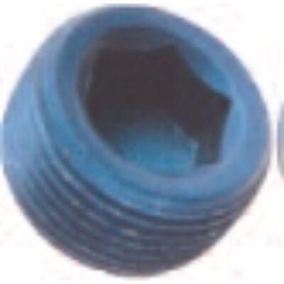 Alumínium NPT záródugó menet: 1/8 (E 593202)