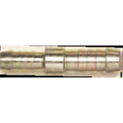 Acél-bordás csatlakozó 6 mm