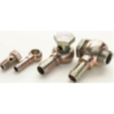 """Üreges acél gyűrűs adapter furat: 10 mm tömlő: 5/16"""" 8,0 mm (1027-1)"""
