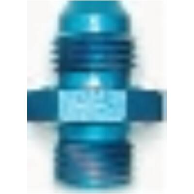 Alu. Csatlakozó adapter menet: M 16x1,5 Cső: Dash 8 (1150-0)