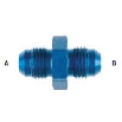 Szürke csatlakozó adapter BSP1/2  A+B Dash: 10 (1165-0)