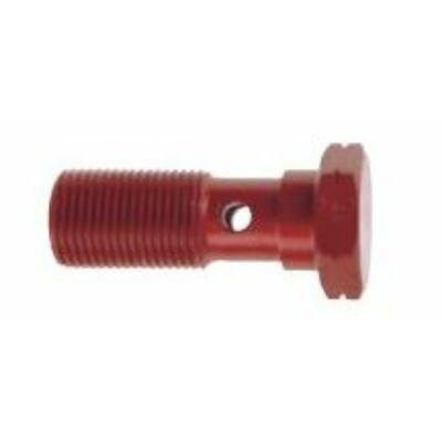 Std üreges csavar M10x1,25 mm alumínium rövid (2036-2)
