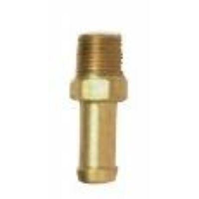 Egyenes benzincső csatlakozó 1/8 NPT*8mm átmérővel (6042-0)