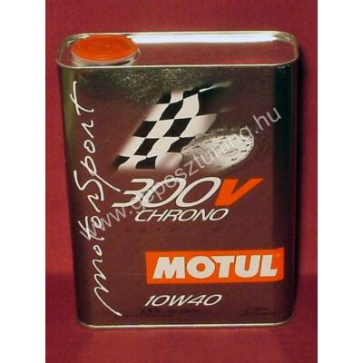Motul 300V Chrono 10W40 2 liter