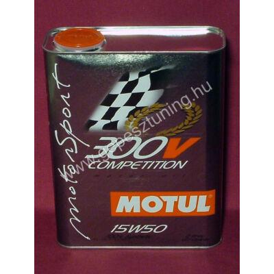 Motul 300V Competition 15W50 2 liter