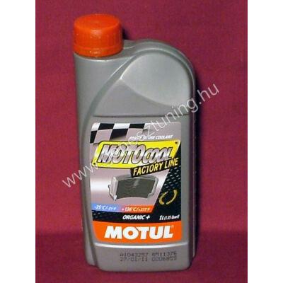 Motul MOTOcool hűtőfolyadék 1 liter