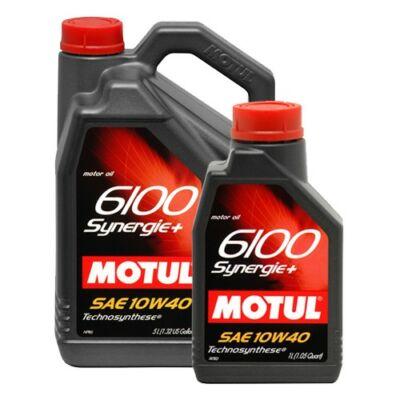 Motul Synergie 6100+  10W40 5 liter