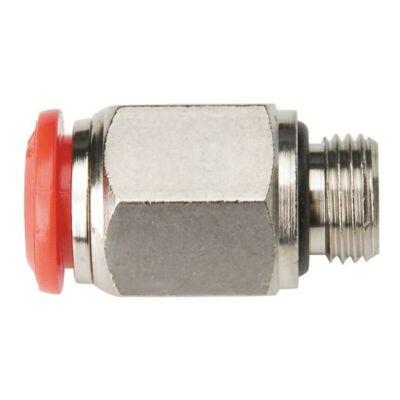 OMP központi tűzoltó rendszer egyenes csatlakozó menet: 1/8x8mm(CD-395)
